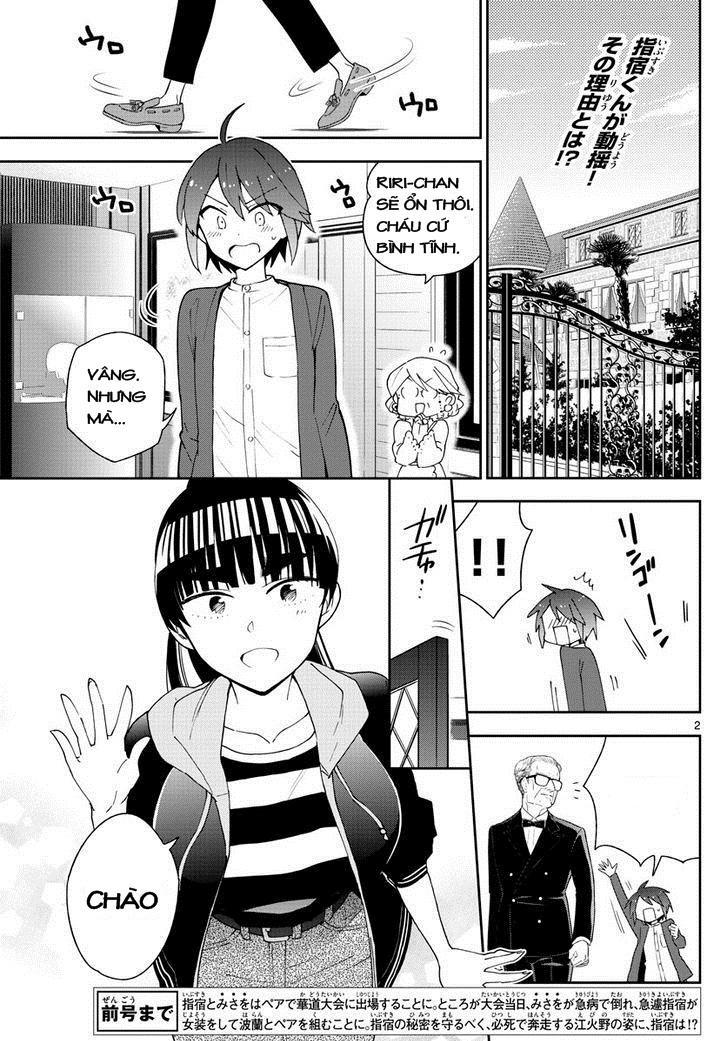 Hatsukoi Zombie Chapter 94 - Trang 3