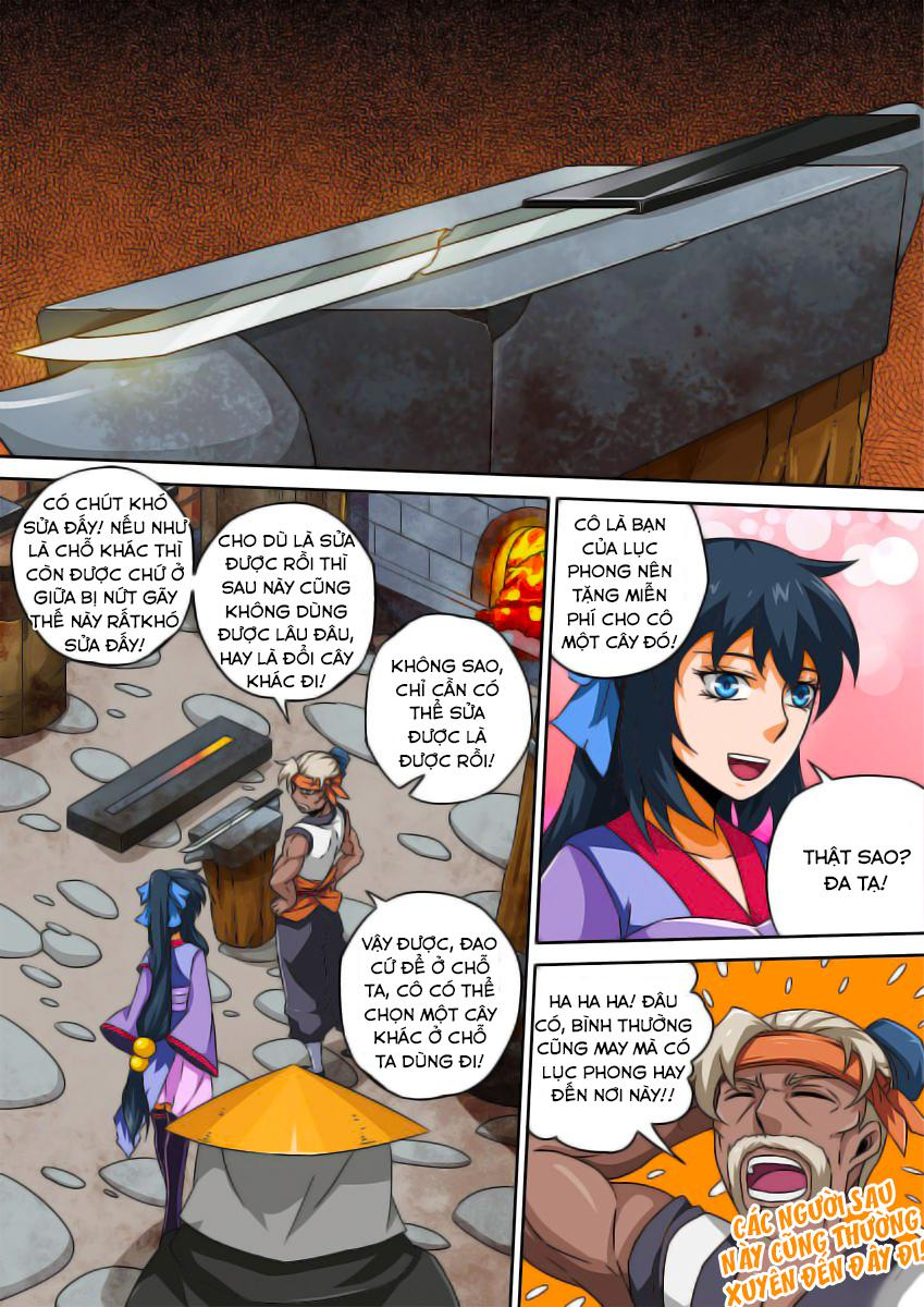 Quyền Bá Thiên Hạ Chapter 77