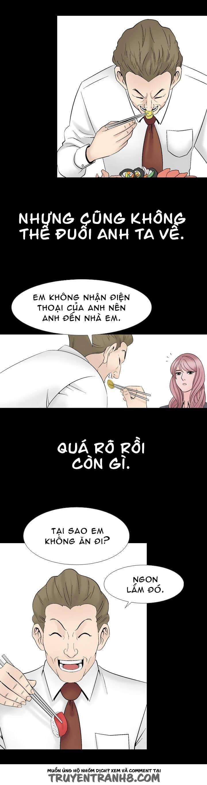 The Taste Of The Hand Chapter 20 - Trang 4