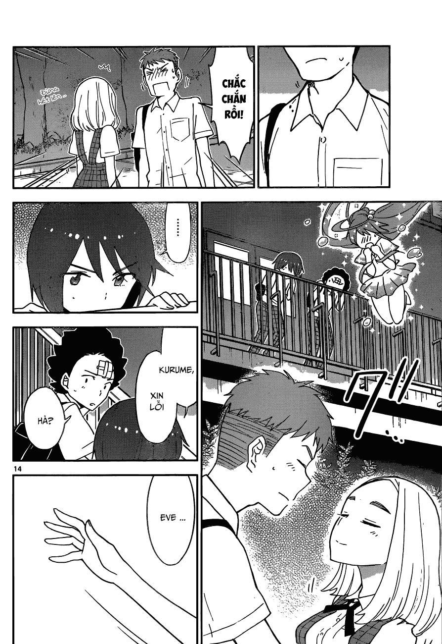 Hatsukoi Zombie Chapter 23 - Trang 16
