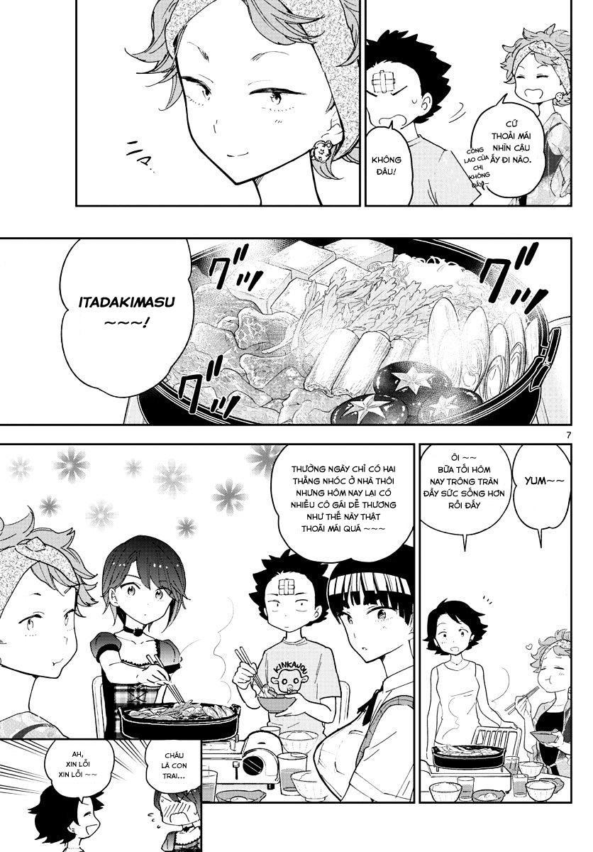 Hatsukoi Zombie Chapter 59 - Trang 8