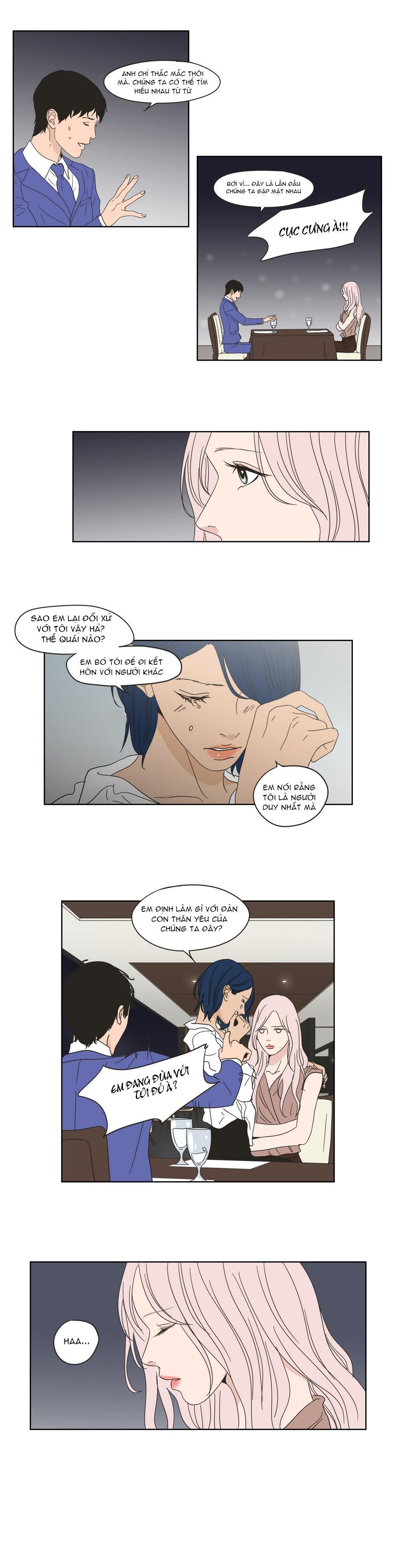 Con Cáo Nói Gì? Chapter 40 - Trang 10