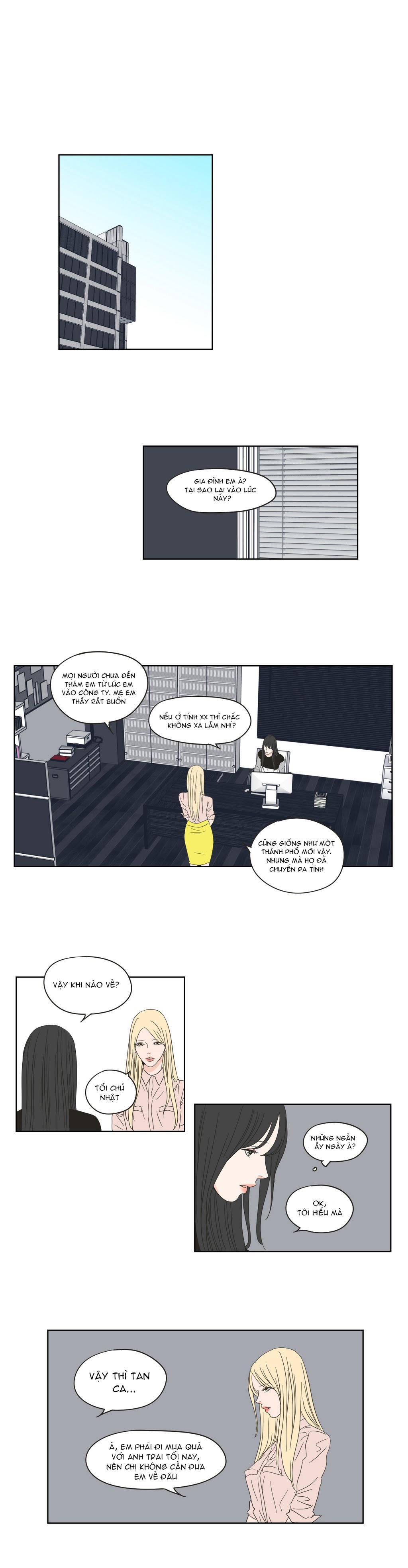 Con Cáo Nói Gì? Chapter 40 - Trang 11