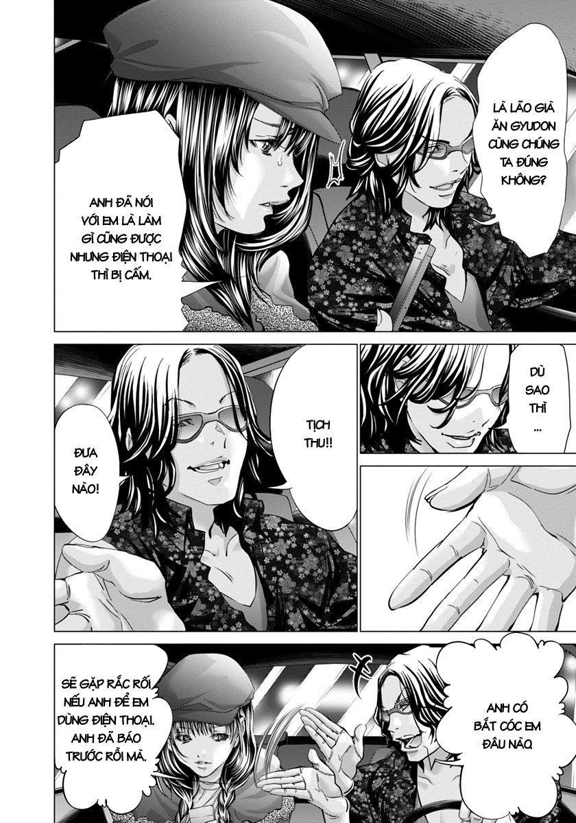 Trái Tim Và Thân Xác - Blush-DC Himitsu Chapter 36 - Trang 8