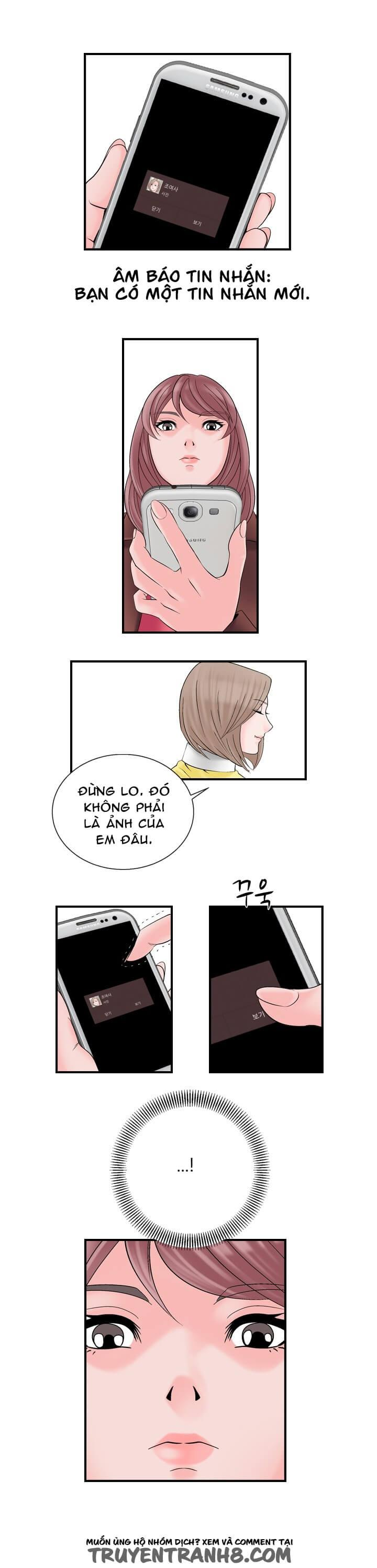 The Taste Of The Hand Chapter 7 - Trang 19