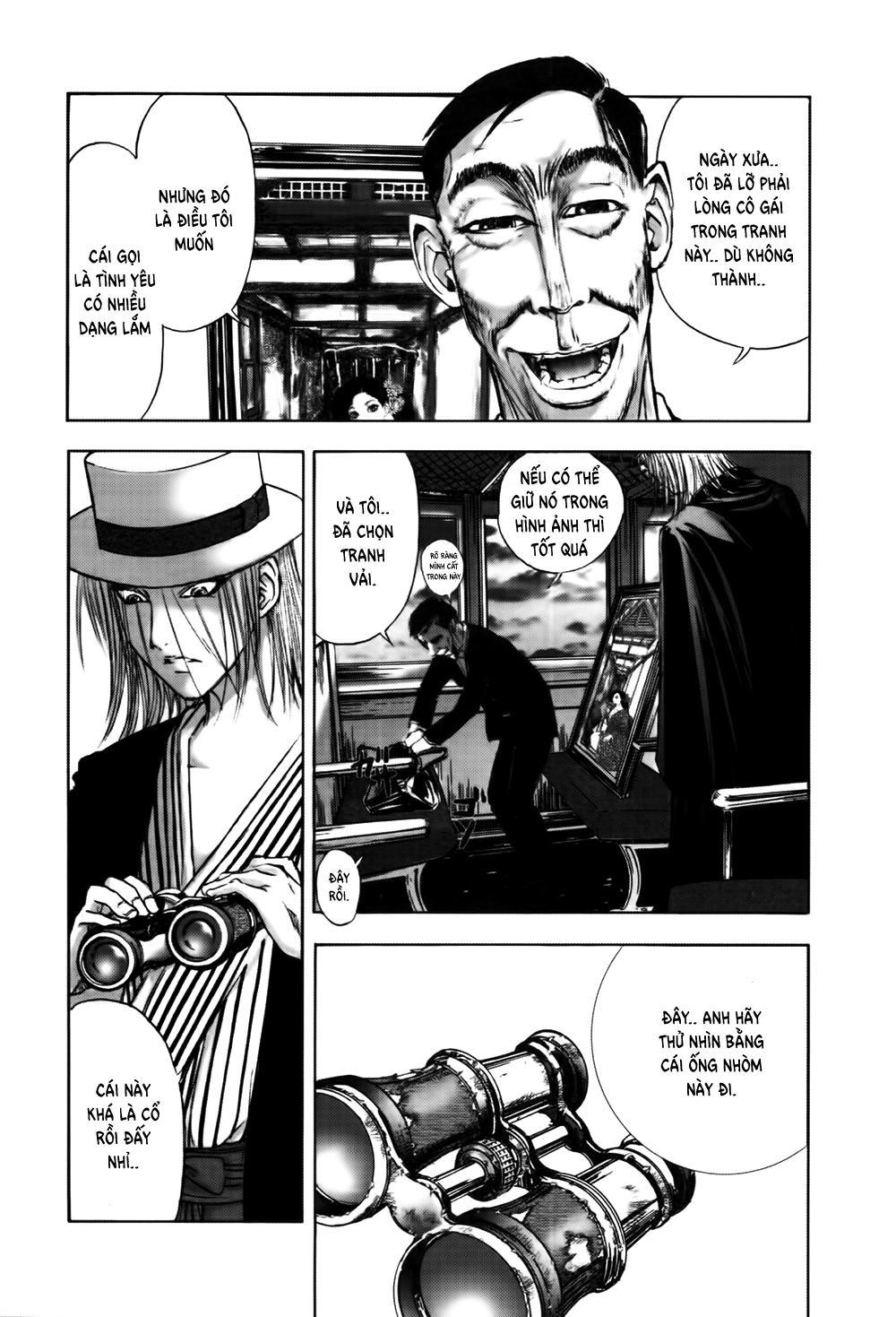 Dị Nhân Quán Chapter 15 - Trang 13