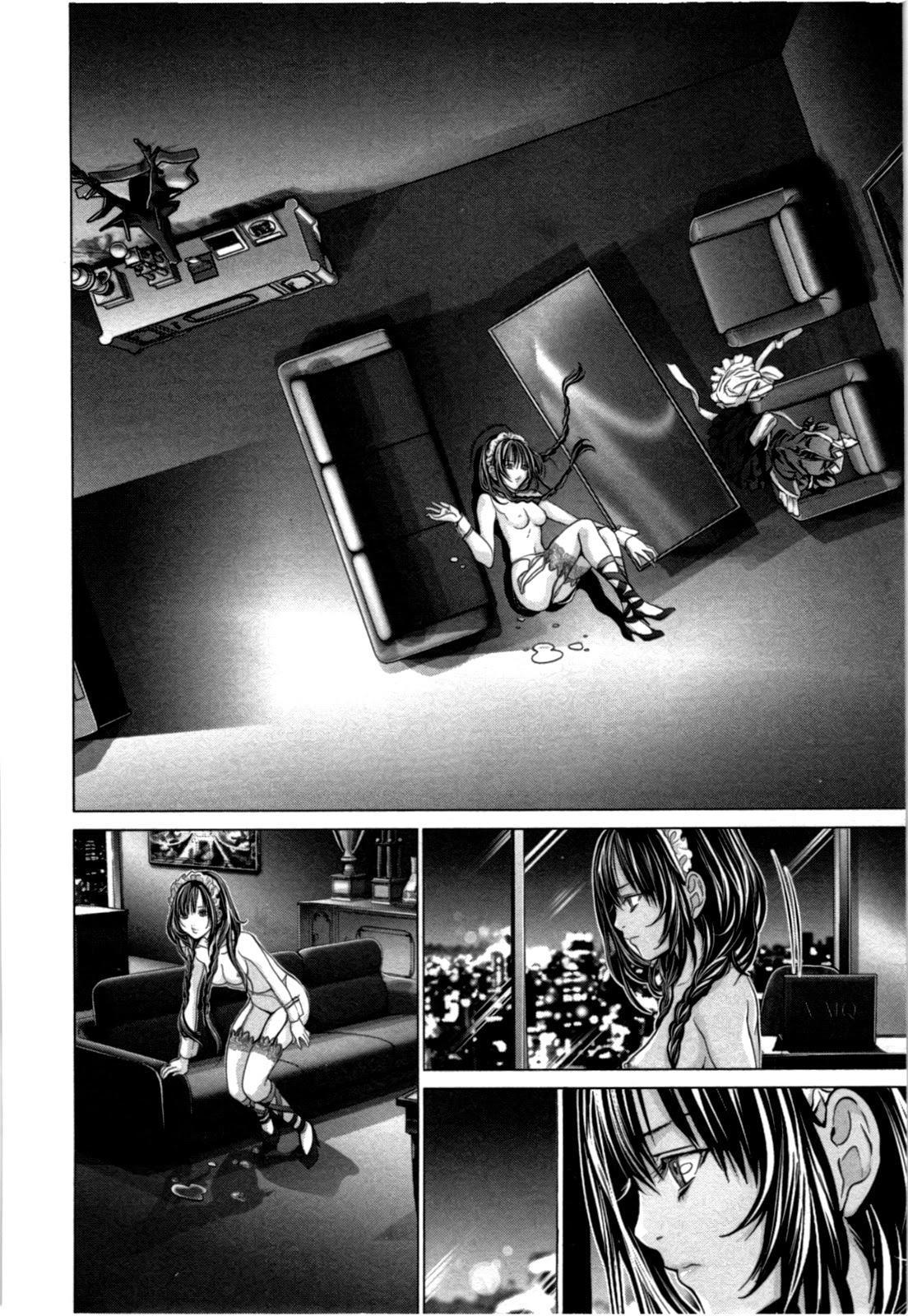 Trái Tim Và Thân Xác - Blush-DC Himitsu Chapter 12 - Trang 11