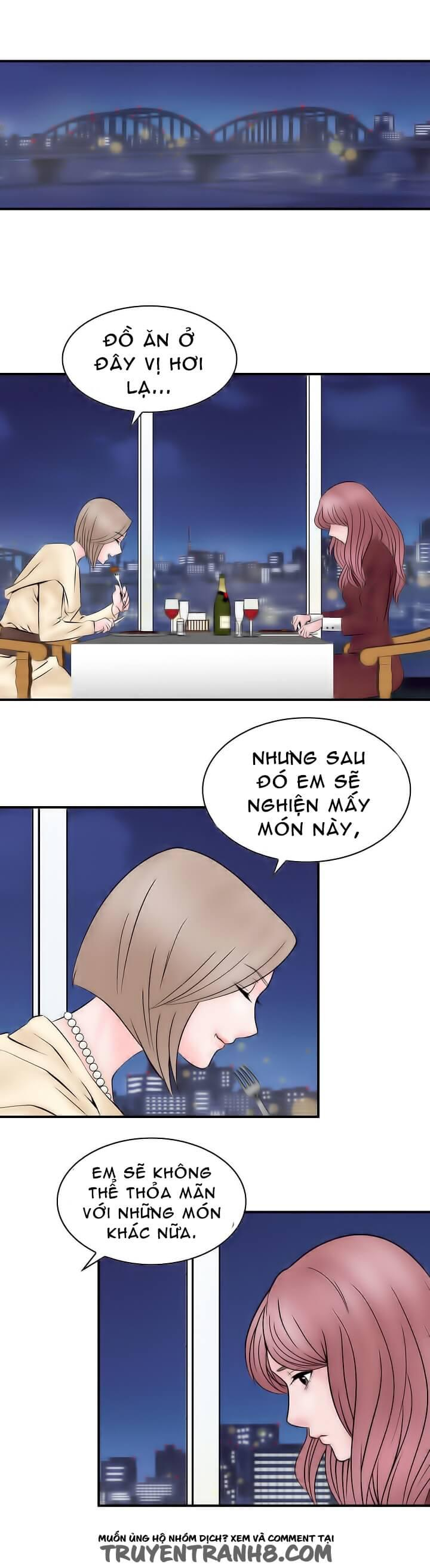 The Taste Of The Hand Chapter 5 - Trang 16